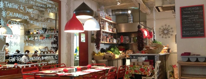 Pepa Tomate is one of restaurantes interesantes en Barcelona.
