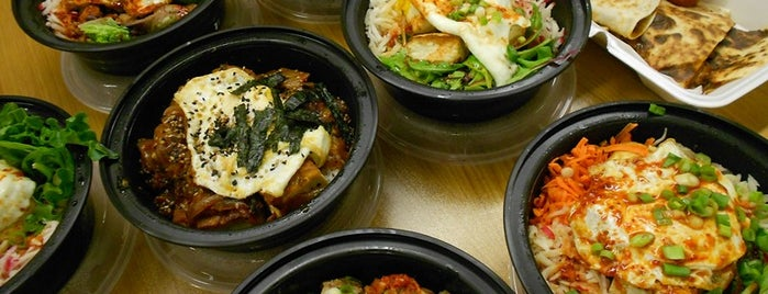 seoul food dc is one of places to go