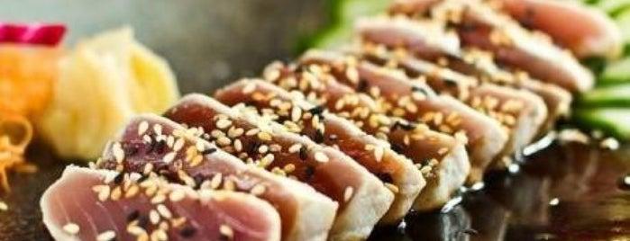 Matsuya Sushi Bar is one of Japoneses • Florianópolis.