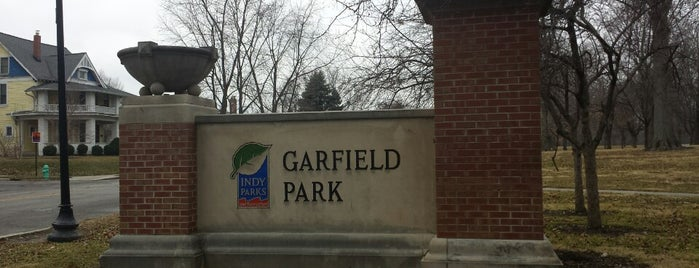 Garfield Park is one of The 15 Best Dog-Friendly Places in Indianapolis.