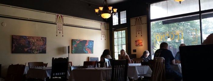 The Legend Irvington Cafe is one of WFYI MemberCard 2 for 1 Restaurants.