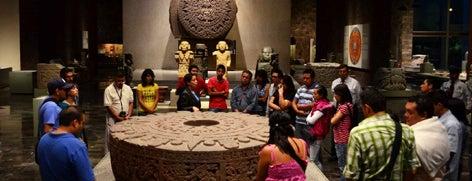 Museo Nacional de Antropología is one of [To-do] DF.