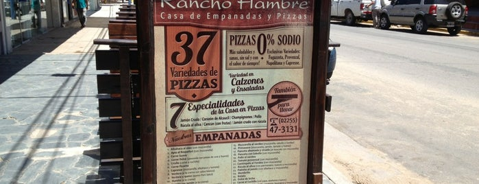 Rancho Hambre is one of Villa Gesel.