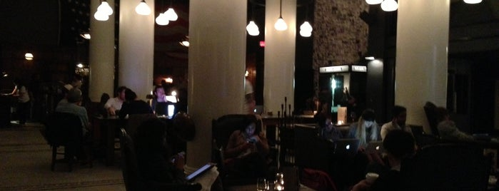 Ace Hotel Lobby Bar is one of Favs for Drinks.