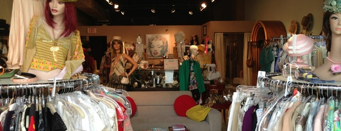 Dina C'a Fab & Funky Consignment Boutique is one of Palm Beach vintage/thrift/consignment shopping.