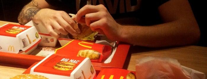 McDonald's is one of Písek.