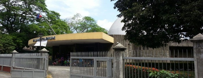 National Museum Planetarium is one of Filipinler-Manila ve Palawan Gezilecek Yerler.
