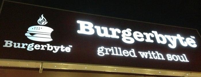 Burgerbyte is one of makan @ KL #16.