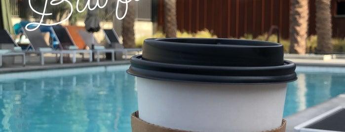 Customs Coffee is one of Psalm Sprangs.