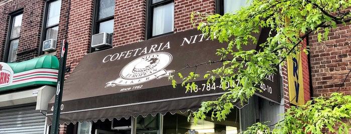 Nita's European Bakery is one of Pretend I'm a tourist...NYC.