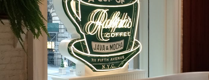 Ralph's Coffee Shop is one of Espresso - Manhattan >= 23rd.