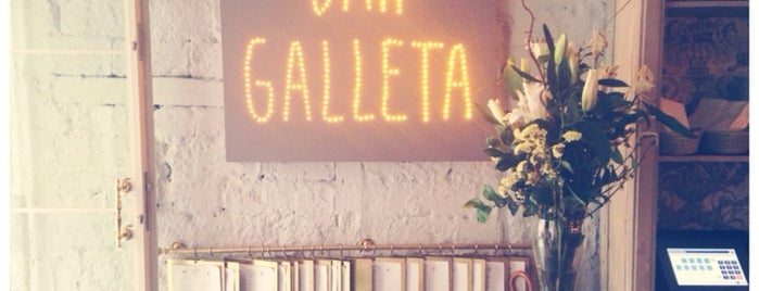 Bar Galleta is one of Madrid.