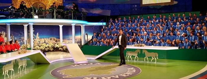 RTV Slovenija is one of Chaînes TV.