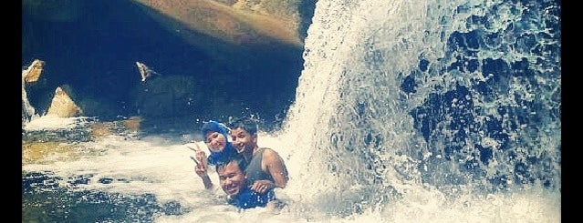 Air Terjun Sekayu is one of @Hulu Terengganu.