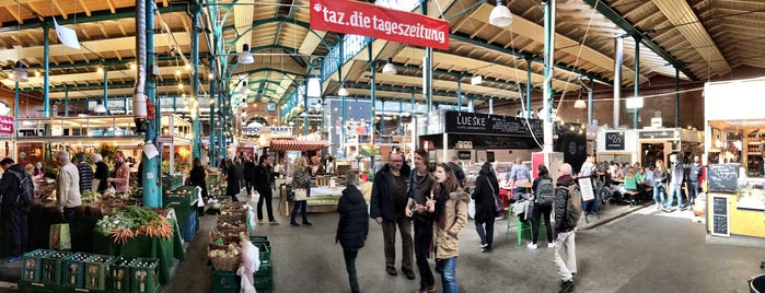 Markthalle Neun is one of Travel Guide to Berlin.