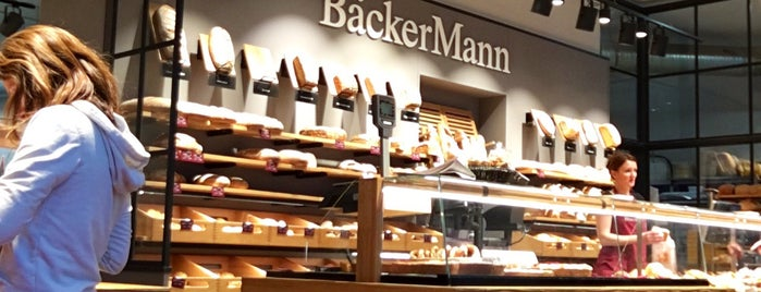 BäckerMann is one of Brot.