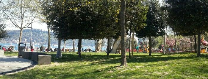 Bebek Parkı is one of İstanbul'daki Park, Bahçe ve Korular.