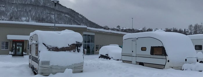 Tromsø Camping is one of Northland.