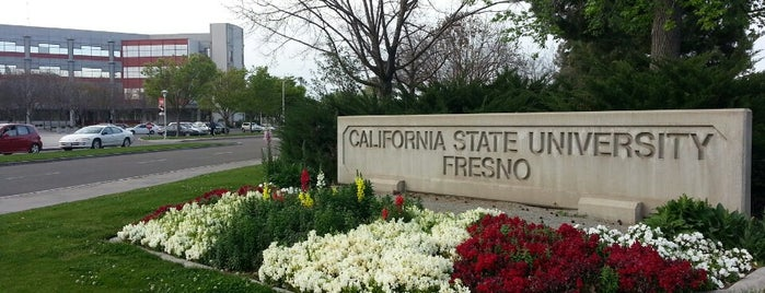 California State University, Fresno is one of SAI Chapters.