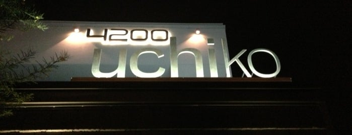 Uchiko is one of #Austin.