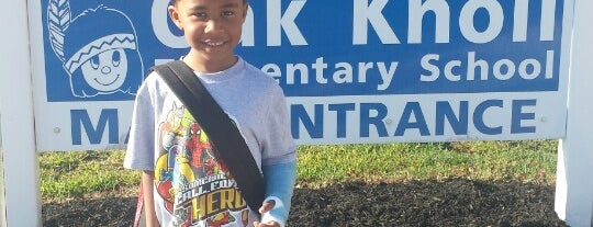 Oak Knoll Elementary School is one of Guide to Williamstown's best spots.