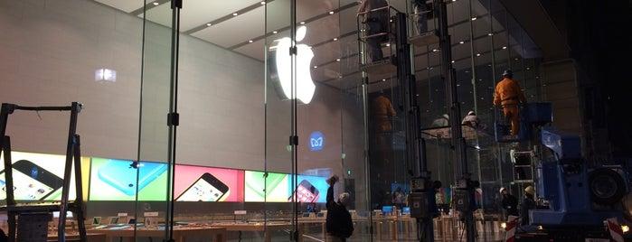 Apple Omotesando is one of Japan - Tokyo.