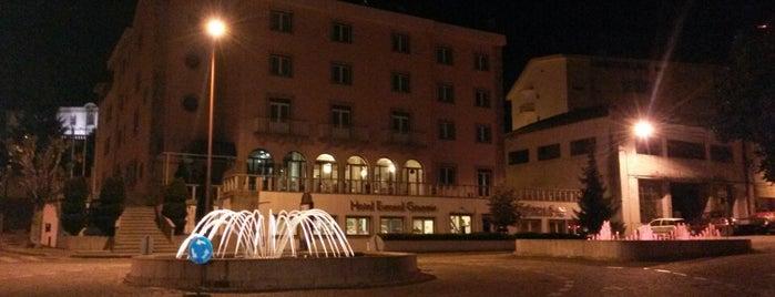 Hotel Eurosol Gouveia is one of Gouveia.