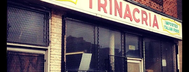 Trinacria Macaroni Works is one of Ssh! These places aren't for everybody..