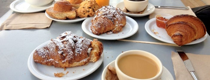 Tartine Bakery is one of 13 Pastries That Define San Francisco Breakfast.