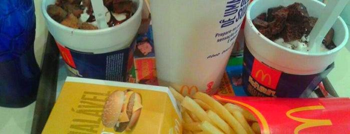 McDonald's is one of Top 10 dinner spots in Feira De Santana, 05.