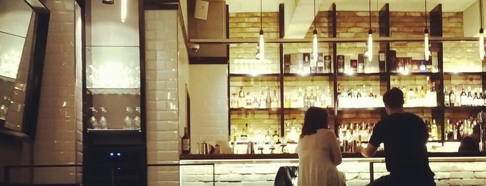 Libertine Bar & Kitchen is one of 이태원.