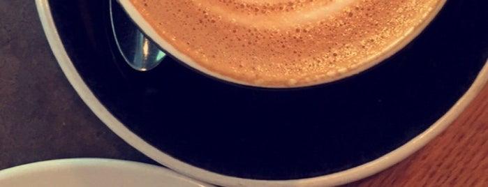 Kaffeine is one of The 15 Best Coffee Shops in London.