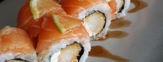 Paru Inkas Sushi & Grill is one of my b.a..
