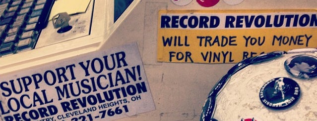 Record Revolution is one of Fun.