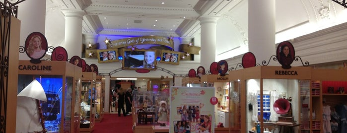 American Girl Place is one of Try.