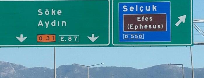 Belevi Gişeleri is one of İzmir - Aydın Rotası.
