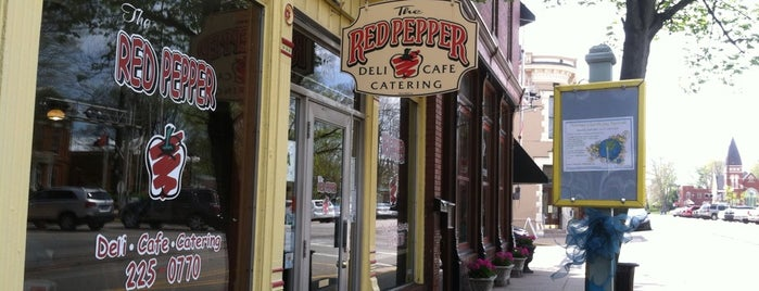 Red Pepper Deli is one of LaGrange, KY.