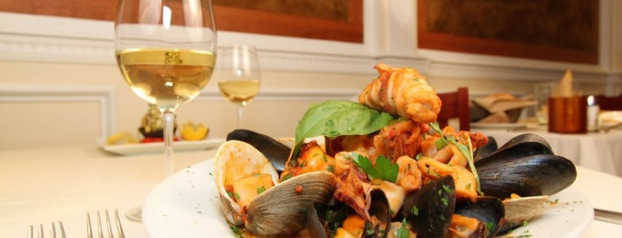 Westchester Italian Restaurants