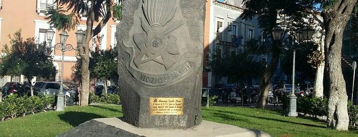 Piazza San Francesco Di Paola is one of Catania.