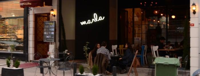 Marla is one of Anadolu Yakasi.