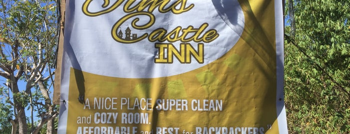 JIMS castle inn is one of Filipinler-Manila ve Palawan Gezilecek Yerler.