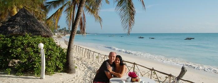 Seaview Lodge, Jambiani Village Zanzibar is one of Tanzanya Zanzibar Gezilecek Yerler.