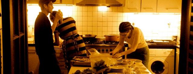 Cocina Sunae is one of Resto noche.
