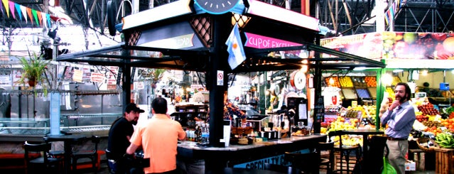 Coffee Town is one of Buenos Aires.