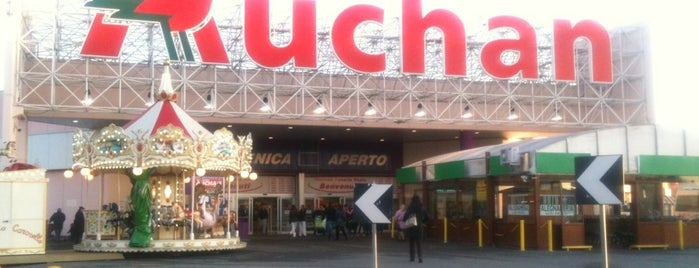 Galleria Auchan is one of 4G Retail.
