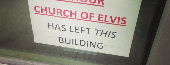 24 Hour Church of Elvis is one of Things To Do in #PDX.