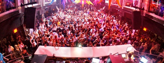 LIV Miami is one of P.A.T.T. (Party All The Time) !!.