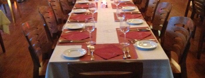 Alloro Ristorante Italiano is one of Restaurantes.