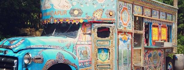 Anandapur Ice Cream Truck is one of Walt Disney World.