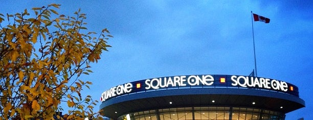 Square One Shopping Centre is one of Shopping malls of the Greater Toronto Area (GTA).